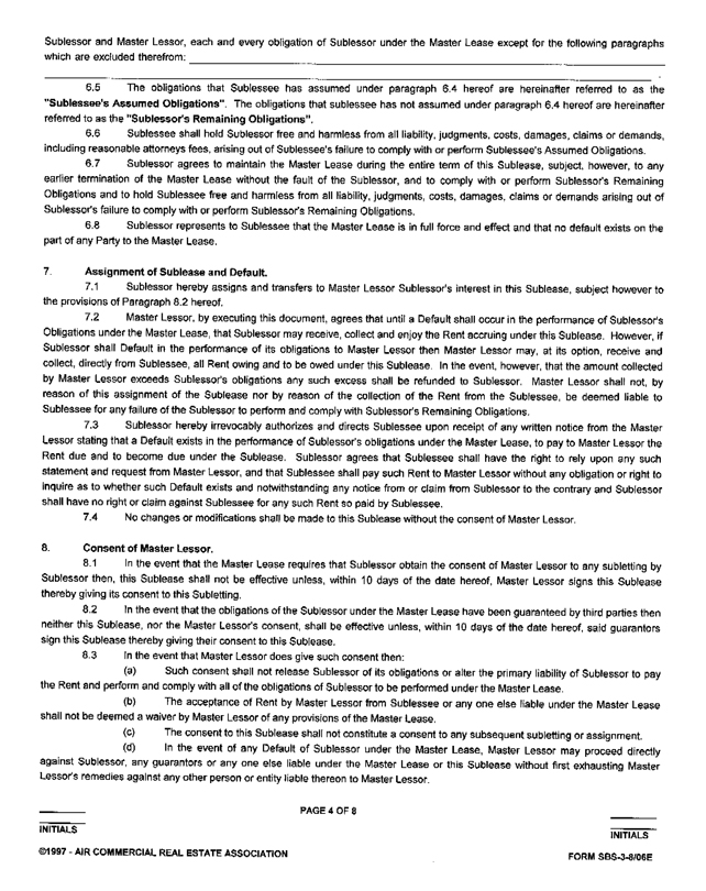 Master Lease Agreement Form Timiznceptzmusic