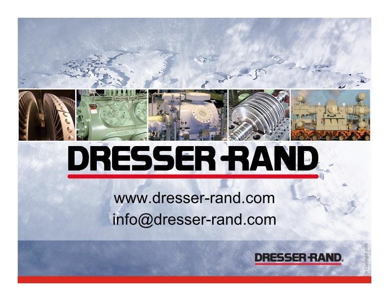www.dresser-rand.com info@dresser-rand.com