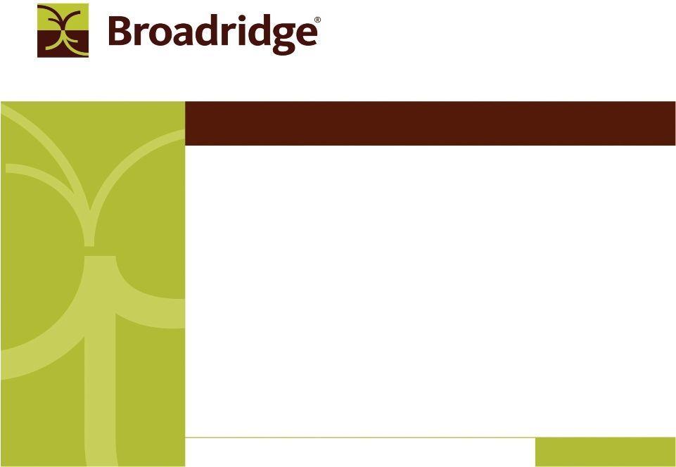 Image Result For Broadridge Financial Solutions Careers