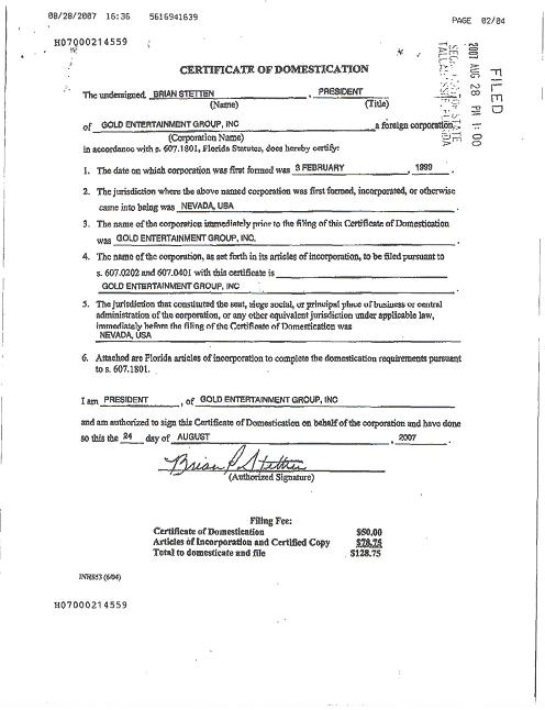 Certificate Of Amendment Llc Pictures To Pin On Pinterest ThePinsta - Amended articles of incorporation template