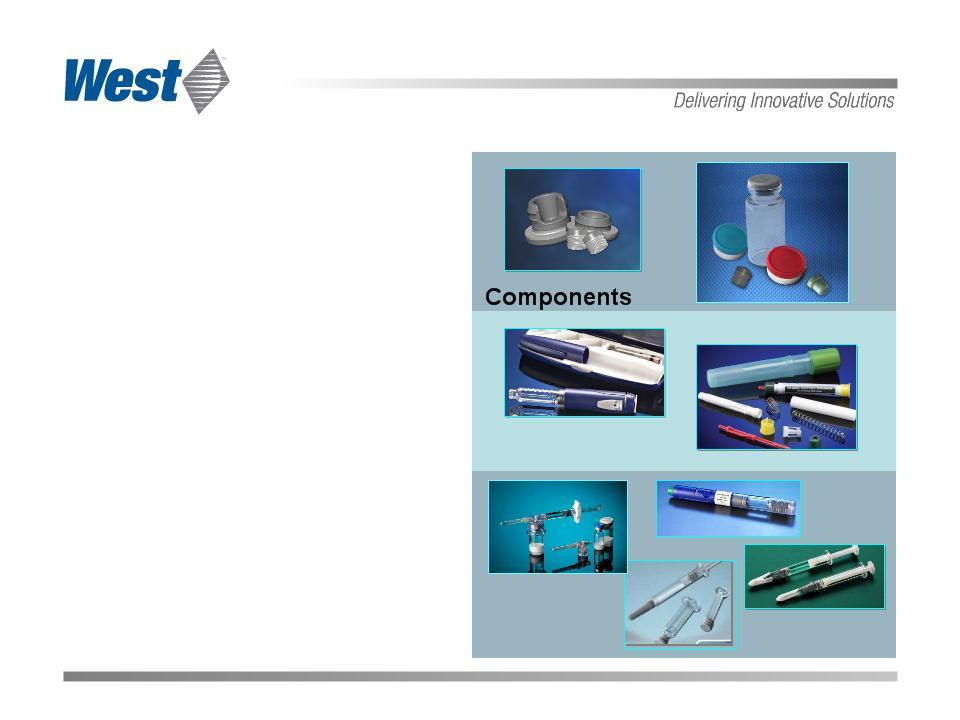 WEST PHARMACEUTICAL SERVICES INC - FORM 8-K - EX-99.2 - PRESENTATION