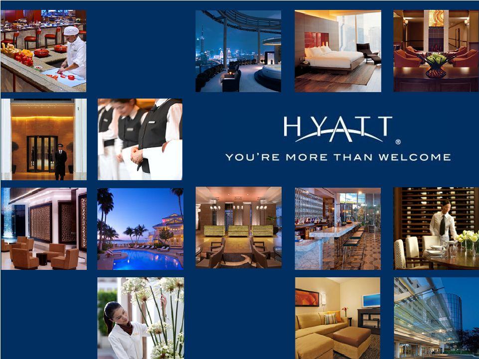 Hyatt Hotels Corp Form 8 K Ex 99 1 Corporation Press Release Dated June 7 2010