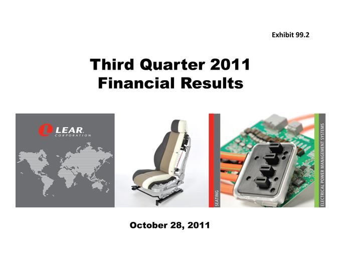 lear annual report 2017