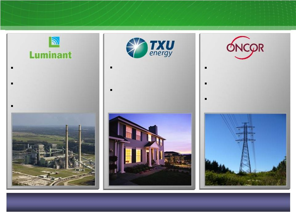 Energy Future Holdings Corp Tx Form 8 K Ex 99 1