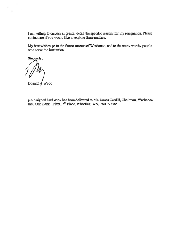 Resignation Letter Effective Immediately: Resignation Letter Effective ...