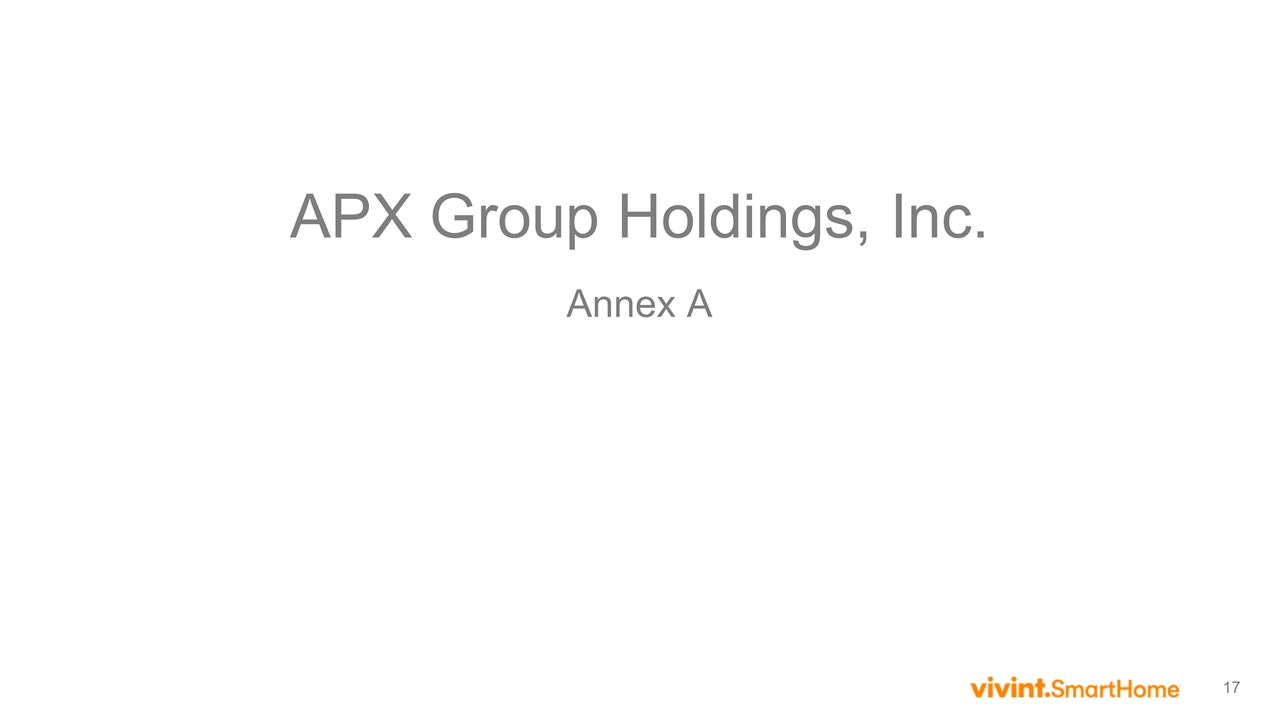 apx group inc investor relations